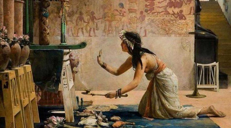 O culto às deidades egípcias