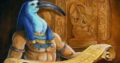 Base de conhecimento egípcio
